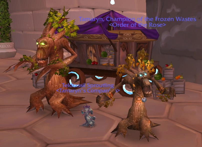 Trees Do It With Flailing Arms – Leveling Tips For New Resto