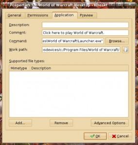 WoWDesktopShortcut