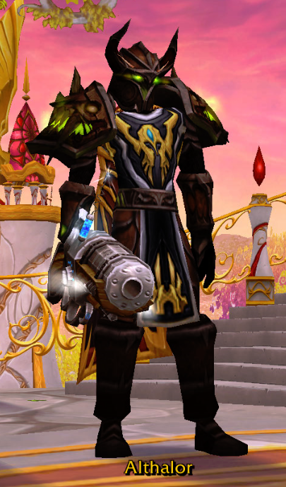 This is a screenshot that was taken... I dunno, several years ago.  After transmog was introduced (obviously).