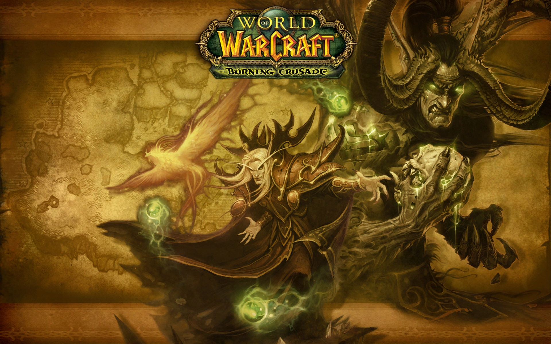 Wrath_of_the_Lich_King_3.3_Outland_loading_screen