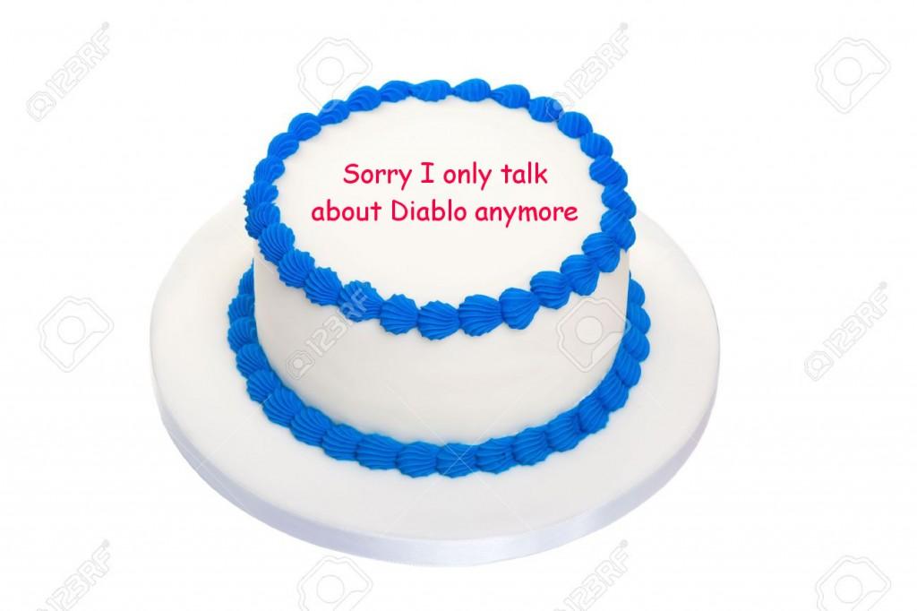 diablo cake